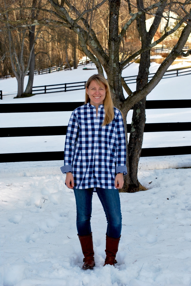 Liesl and Co Gallery Tunic