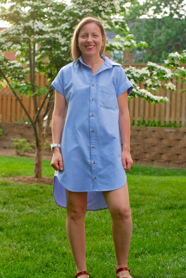 Kalle Shirtdress-1