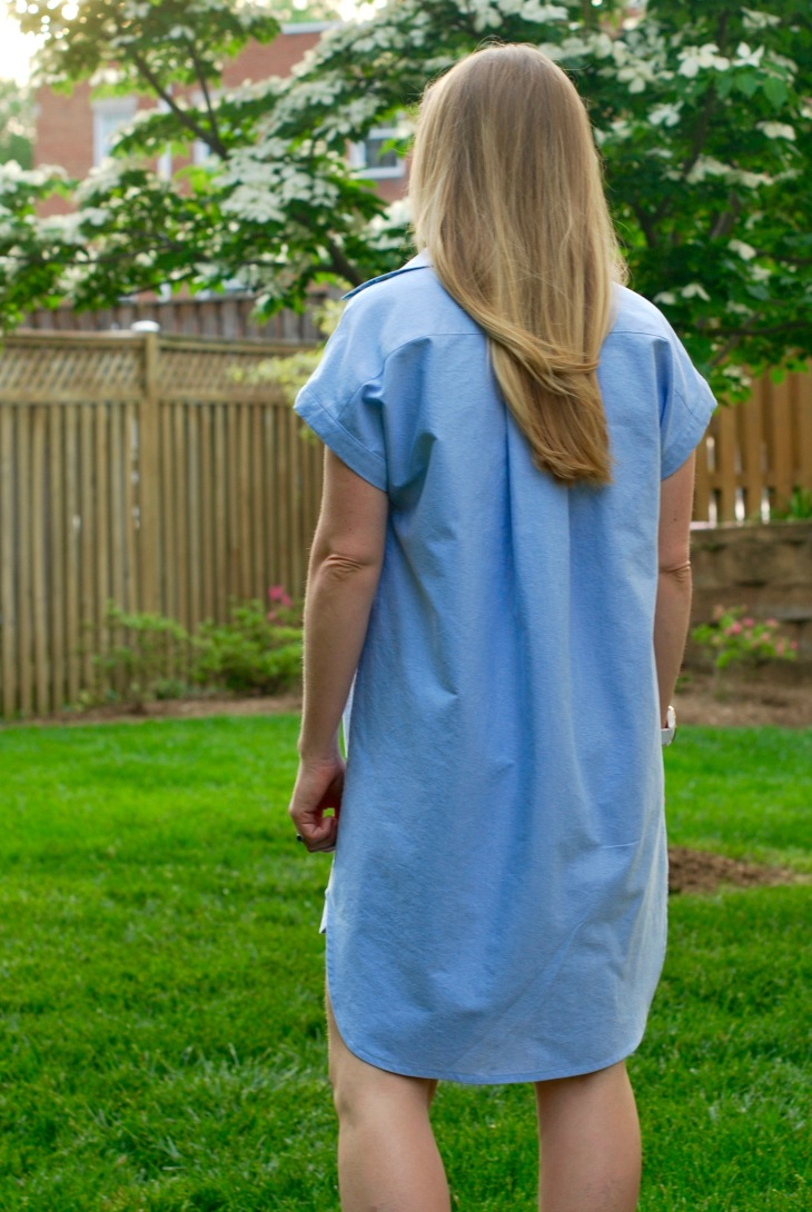 Kalle Shirtdress-4