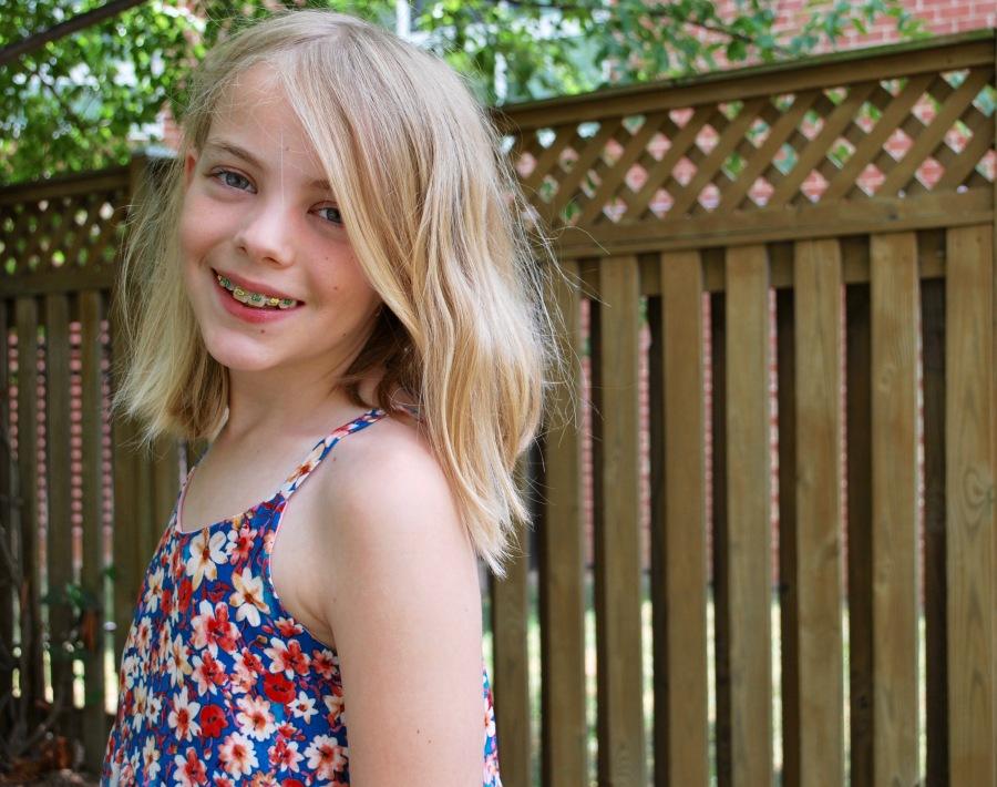 Mini Ogden Cami, a Belated Birthday Dress for myGirl