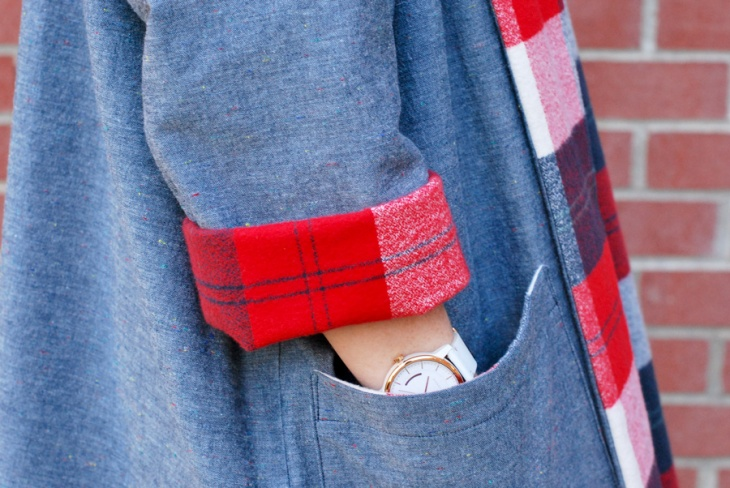 Winston Oversized Kimono by Jessamyb